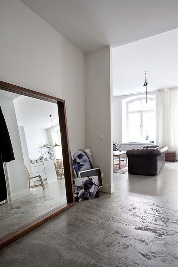 Best 25+ Leaning Mirror Ideas On Pinterest | Floor Mirror, Floor Mirrors  And Neutral Bedrooms