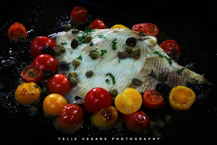 Roasted cherry tomatoes and skate, fish on FridaysLea Hogg's official site with recipes, tips and more. Subscribe for regular updates