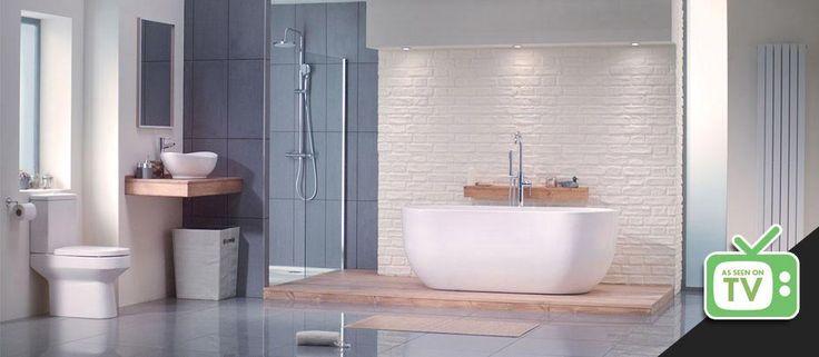 Antonio TV Bathroom