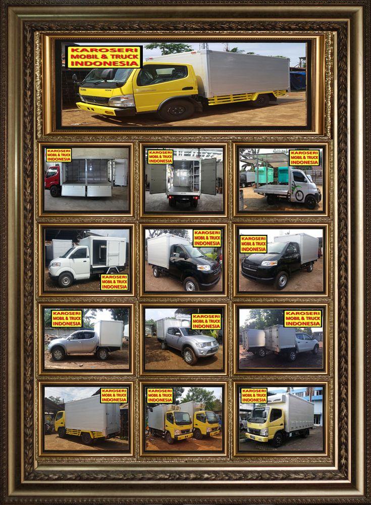 Karoseri Box Alumunium Mobil & Truck { All Type