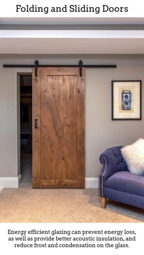 Sliding Doors Cultivate Luxurious Light Room Designs By Using Thermally Insulated Sliding And Folding Doorwa Barn Doors Sliding Barn Door Interior Barn Doors