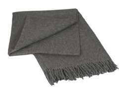 The Elvang Classic Alpaca blend throw.  The Classic Throw and Cushion collection is beautiful simplicity in classic colour that will fit with any interior. It is Scandinavian design, which never goes out of style. The Elvang products are made in Peru and are certified Fair Trade by the World Fair Trade Organisation.