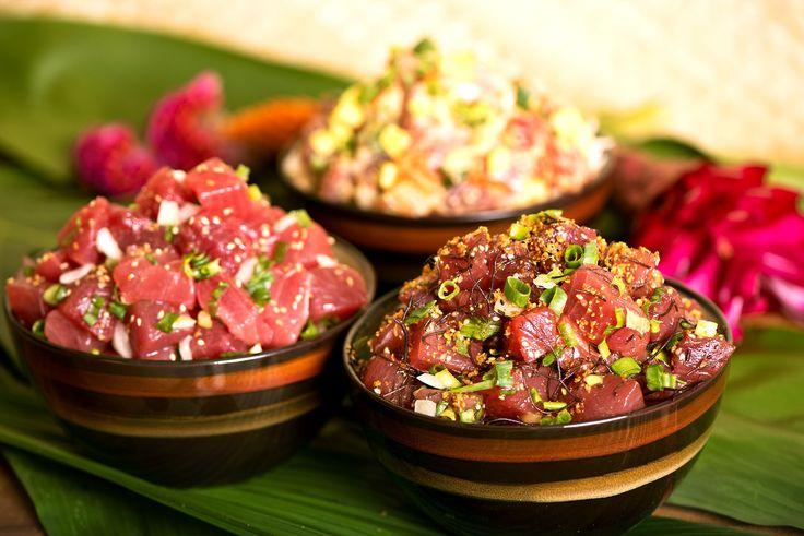 Hawaiian fish poke is the newest fast-casual food trend