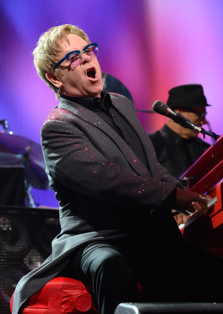 Elton John's Las Vegas Show, 'Million Dollar Piano' Will Hit Movie Theaters for One Night Only | Music News | Rolling Stone / March 25th, 2014 / http://www.rollingstone.com/music/news/elton-johns-las-vegas-show-coming-to-movie-theaters-for-one-night-20140325