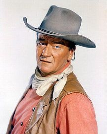JOHN WAYNE _____________________________ Reposted by Dr. Veronica Lee, DNP…