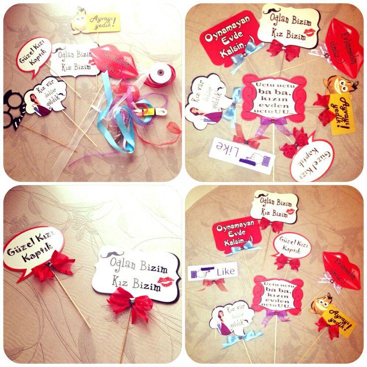 My engagement -belginyagiz details konuşma balonları - kişiselleştirme- easy to make- diy  customized- totally hand craft- bow- ekru-kırmızı mavi/ kudela- kisiye ozel- nişan-söz-düğün-kına gecesi- bridal- bride /groom/  sundesgn- istanbul- turkey- pankart- event- organization- henna night