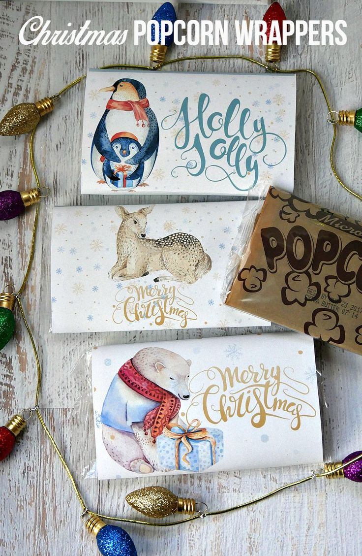 6 Free Printables For Christmas Time