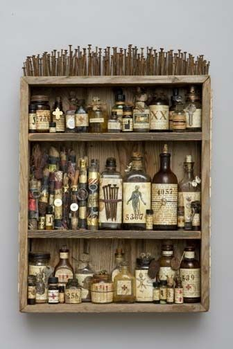 Poison Curiosity Cabinet on blacklung