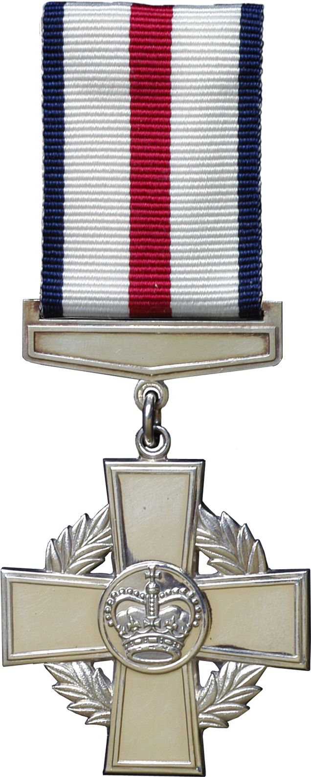 British Conspicuous Gallantry Cross (CGC) is a second