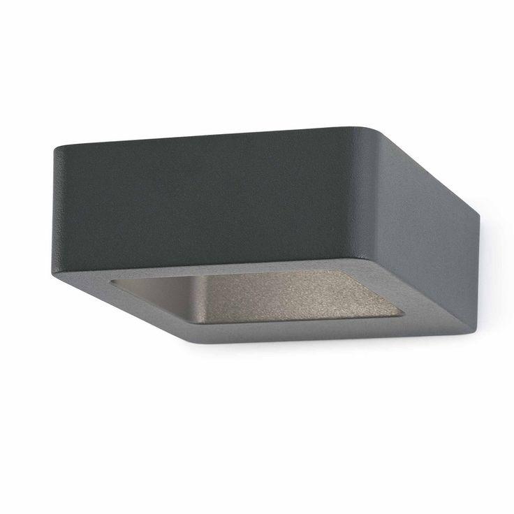 1000 id es sur le th me applique exterieur led sur for Eclairage exterieur gris anthracite