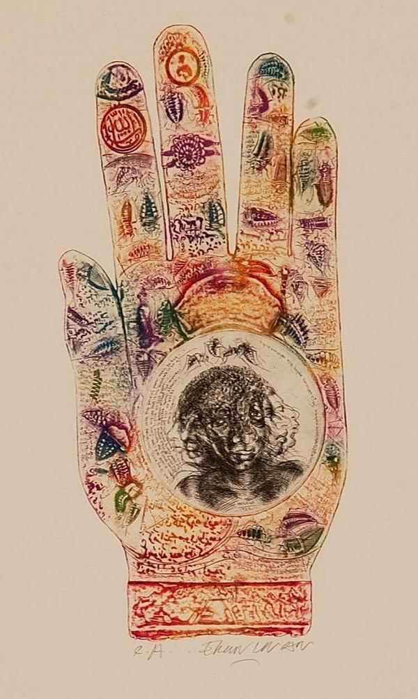 Turkish artist Ergin Inan
