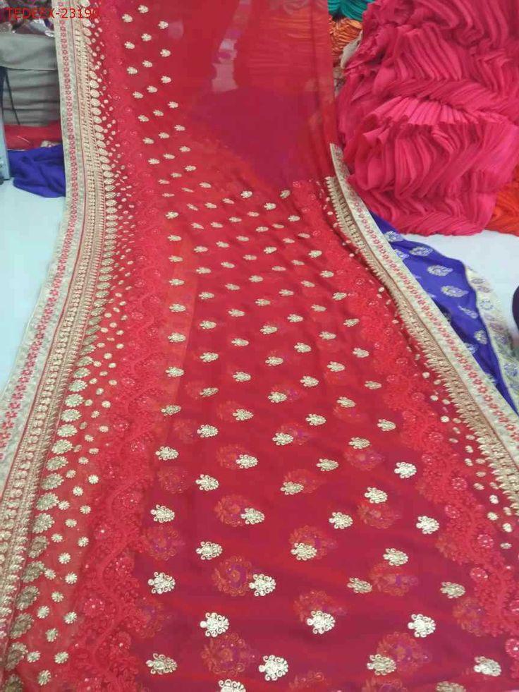 Embroidery Designs of  Saree #EmbroideryDesigns #Saree