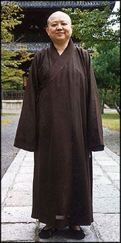 Chinese Nuns' Robes