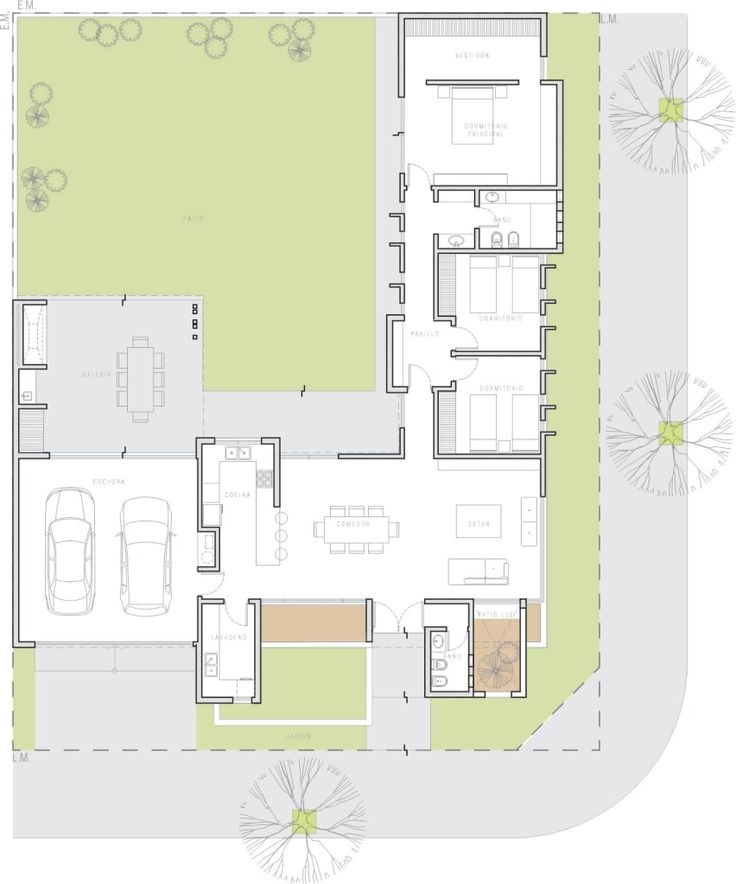 1406 best planos images on Pinterest Floor plans, Architects and
