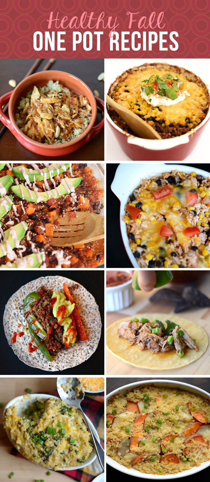 23 Healthy Recipes for Fall via FitFoodieFinds.com #glutenfree #healthyrecipe #FitFluential