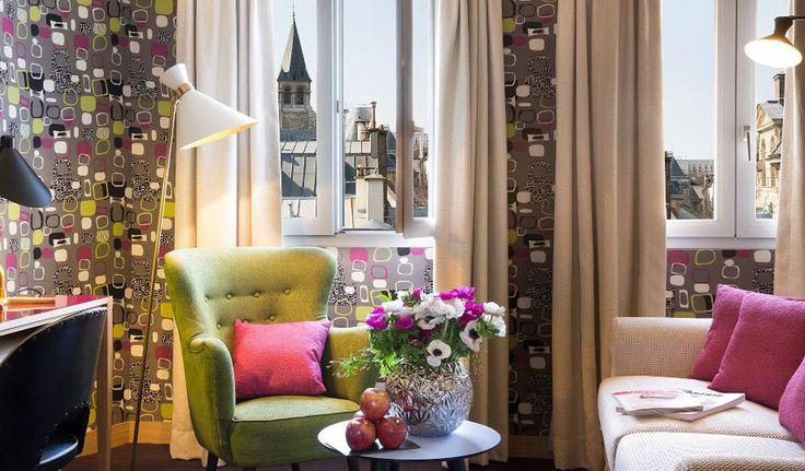 Cue the Concierge: Sanjay Kaloya of Artus Hotel, Paris