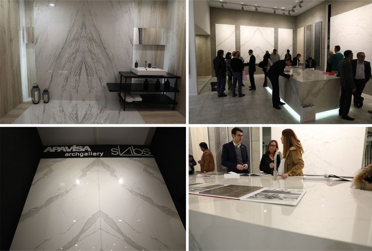 Apavisa launches Apavisa Slabs, the range of large-size porcelain tiles.
