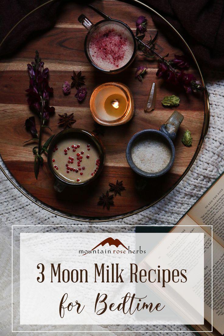 Warm milk recipes for sleep health