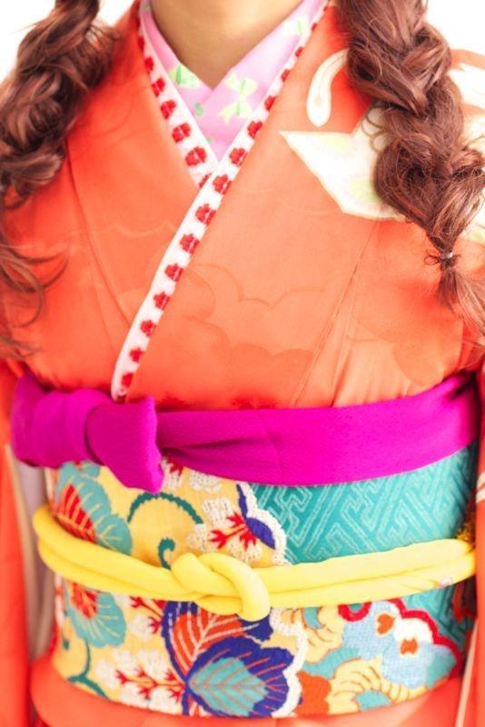 Dali kimono rental and ceremony hair design