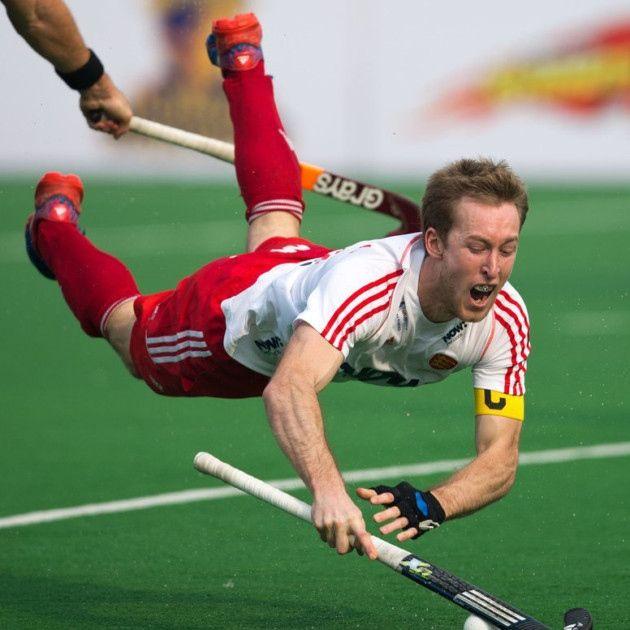 Barry Middleton - Hockey.