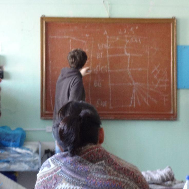 Диана Нагорная. Отчет о семинаре по Арт-платью