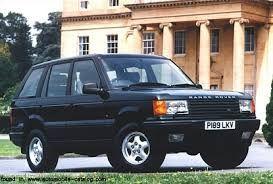 RR V8 4.6 HSE 1995