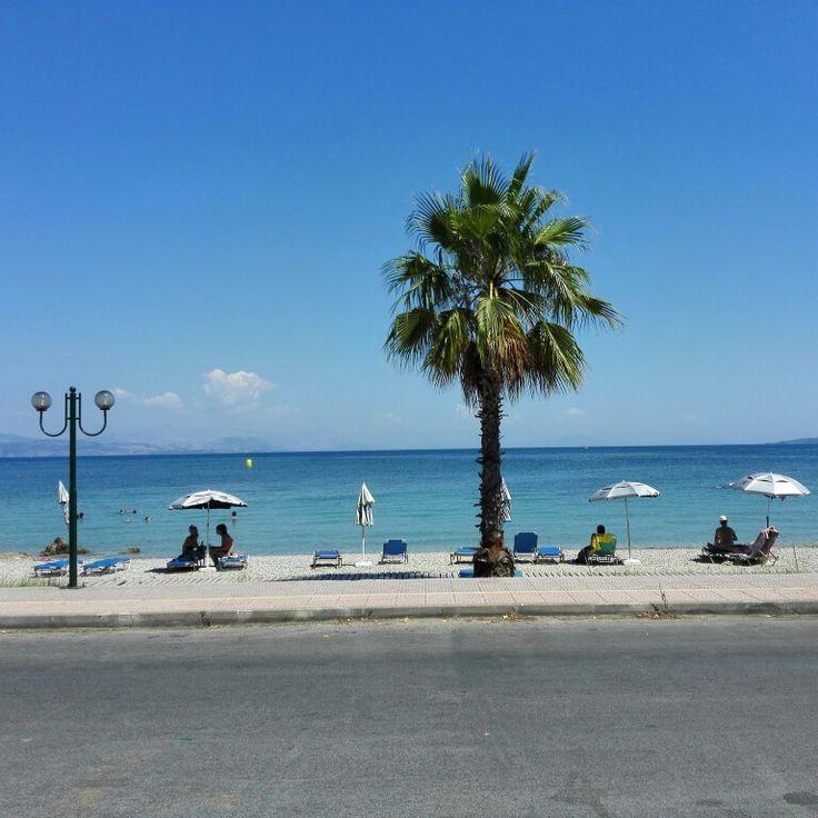 Ipsos, Corfu. Greece.
