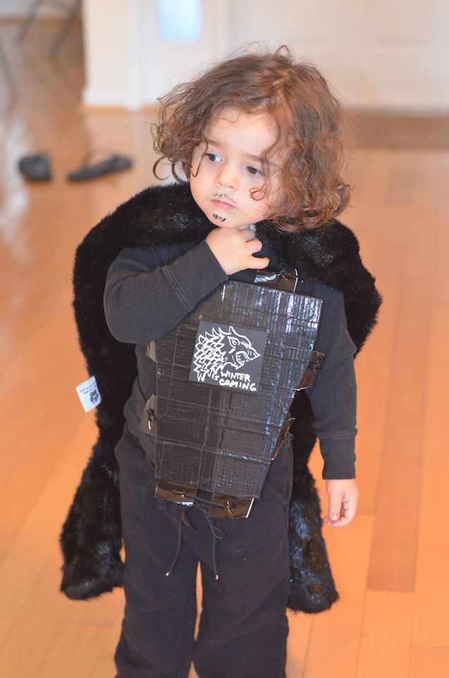These wannabe Westerosi will inspire you to step up you 'Game of Thrones' costume.