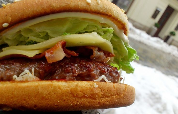 Najlepší Domáci Burger v Bratislave  Best Bratislava (Slovakia) Restaurants