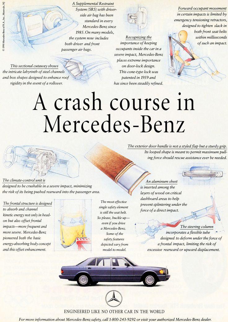 mercedes benz in 90s