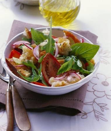 Giorgio Locatelli's panzanella - gorgeous summers day recipe