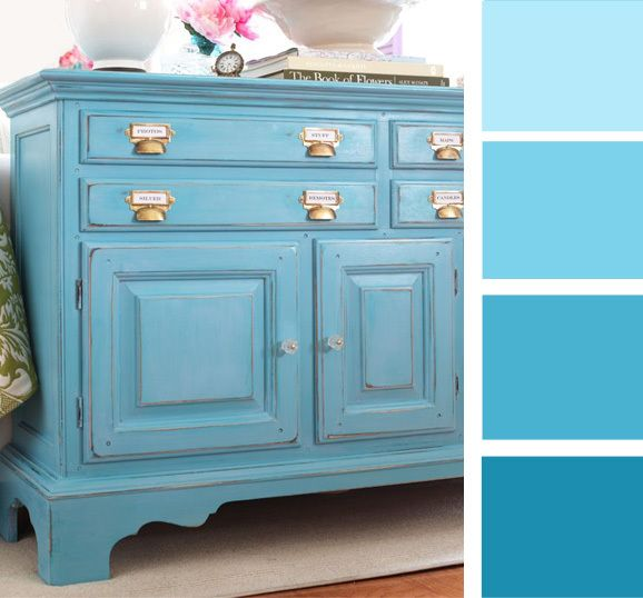 shades of wood furniture. shades of blue turquoise paint to update a basic dresser wood furniture i