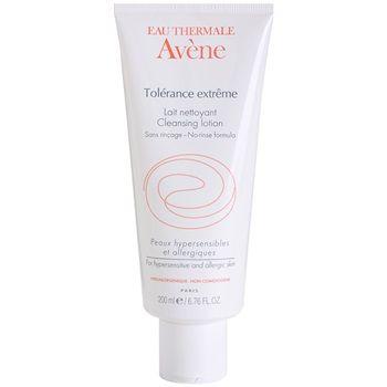 Avene Tolerance Extreme Gentle Cleansing Milk Cleanser for Sensitive And Allergic Skin 6.7 oz