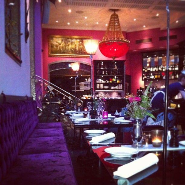 Dorsia: lyx kjänsla og bra bar/restaurant (tips fra innfødt)