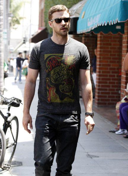 Justin Timberlake Photos - Justin Timberlake Arrives At A Medical Building - Zimbio