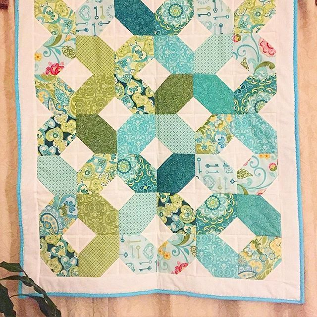 X's and the O O O's they haunt me...  (Love love love this quilt!!) #Repost…