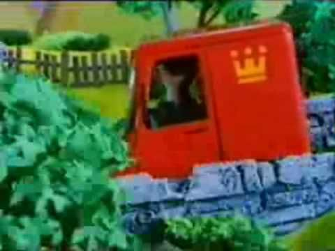 Postman Pat and his Black and White Cat! Loved this show!