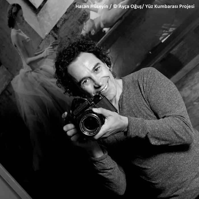 Hasan Hüseyin / © Ayça Oğuş / Yüz Kumbarası Projesi