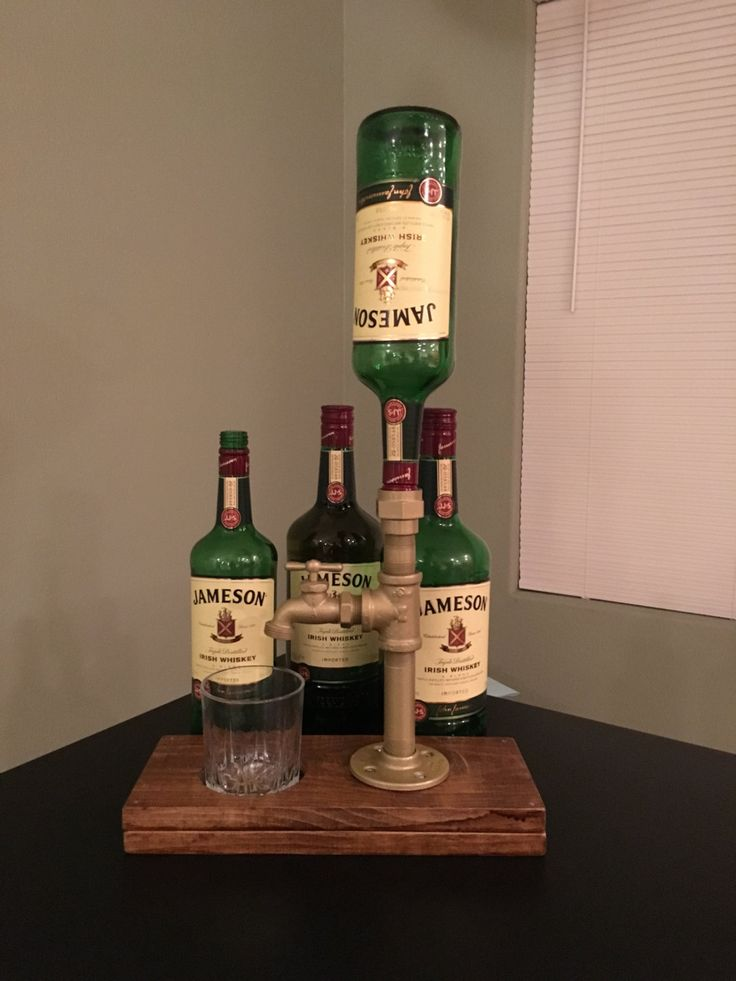 17 best ideas about alcohol dispenser on pinterest drink for Diy liquor bar