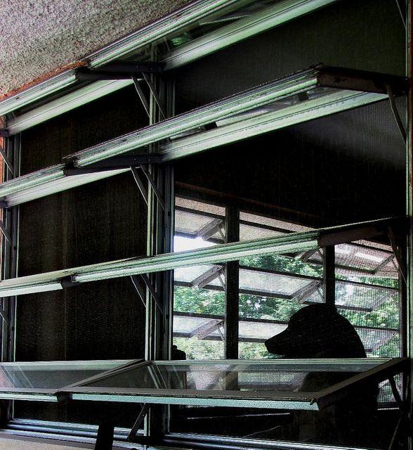 Jalousie Windows Florida Roots Screened In Deck