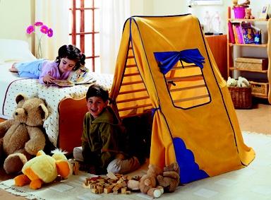 Por la compra de una cuna en www.outletbb.com, llevate una tienda de campaña de regalo. Ideal para los juegos de tus hijos.