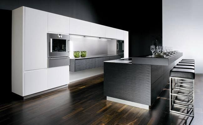 Schueller german kitchen design goettling german kitchen for Modern german kitchen designs