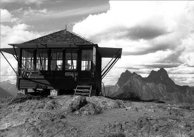 The List: 3 Literary Fire Lookouts: Camps Ideas, Firelookout, Desolation Peaks, Favorite Places, Literary Fire, Peaks Lookout, Jack Kerouac, Jack O'Connel, Fire Lookout