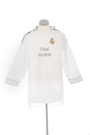 Real Madrid Official Rain Mac Football Pinterest Ideas Tickets