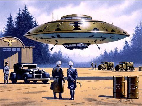 The Aldebaran Mystery - Nazi UFO Secrets