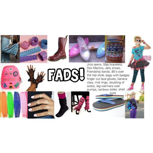 """""""fads"""""""