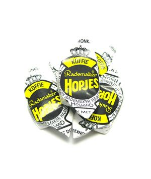 Hopjes Coffee Candy  Straight from your grandmother's candy jar, these buttery Dutch suckers are the perfect afternoon pick-me-up.    To buy: $10 a pound, nuts.com.