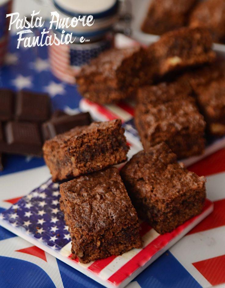Brownies Vegan, ricetta dolce