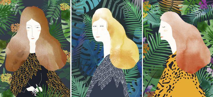 Catherine Cordasco- Illustration