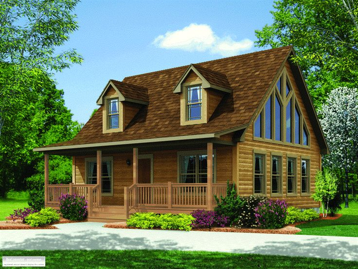 Why These Log Homes Beat Your Plans For A Metal, Brick, Or Stone Home